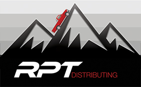 RPT Distributing LOGO